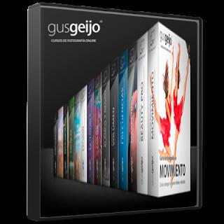 Gus Geijo - Pack Completo - 14 Curso de Fotografia