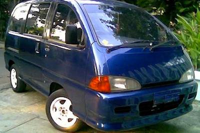 Daihatsu Espass Modifikasi
