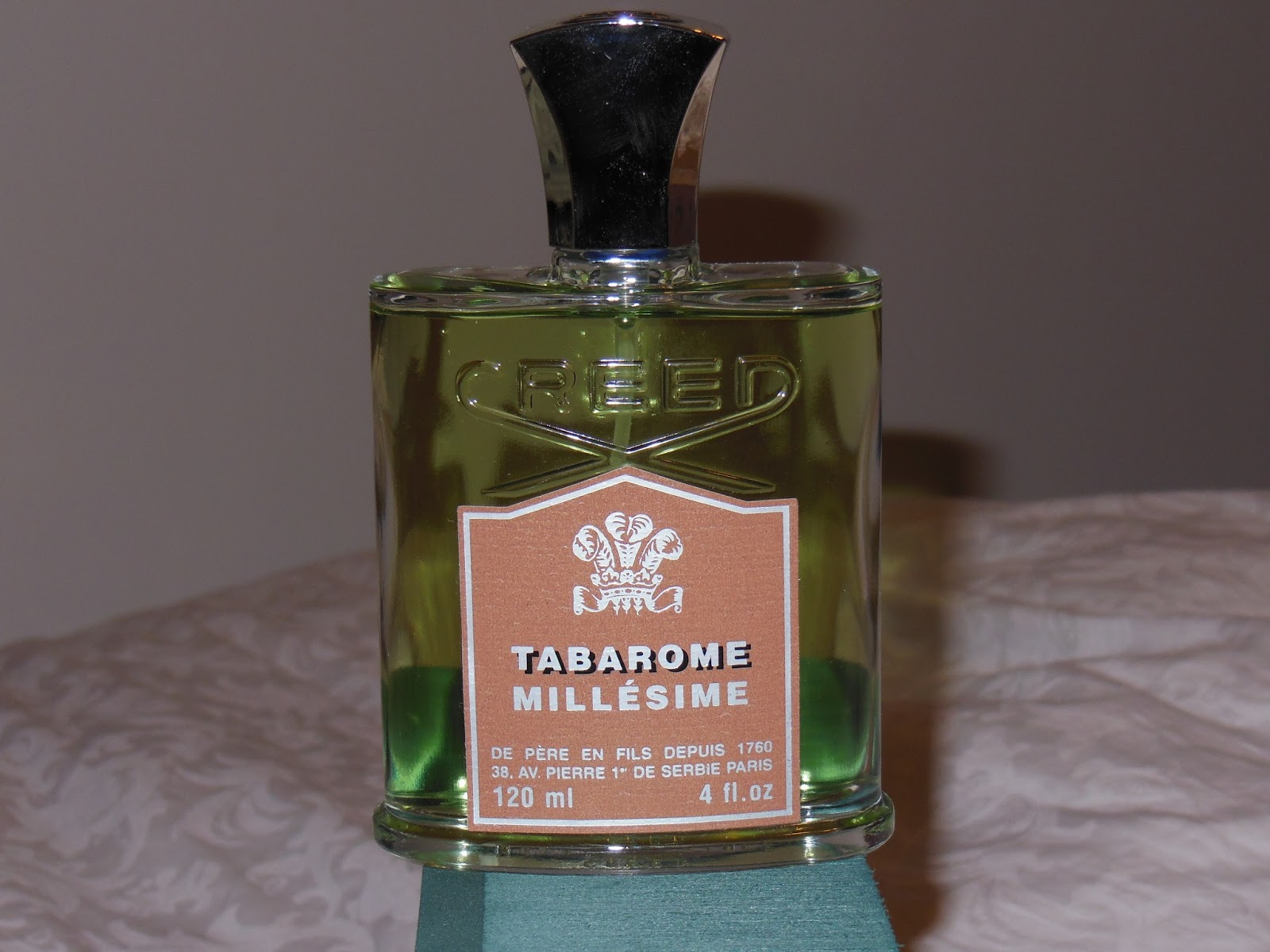 Sherapops Salon De Parfum Is This Creed A Fake An Essay In