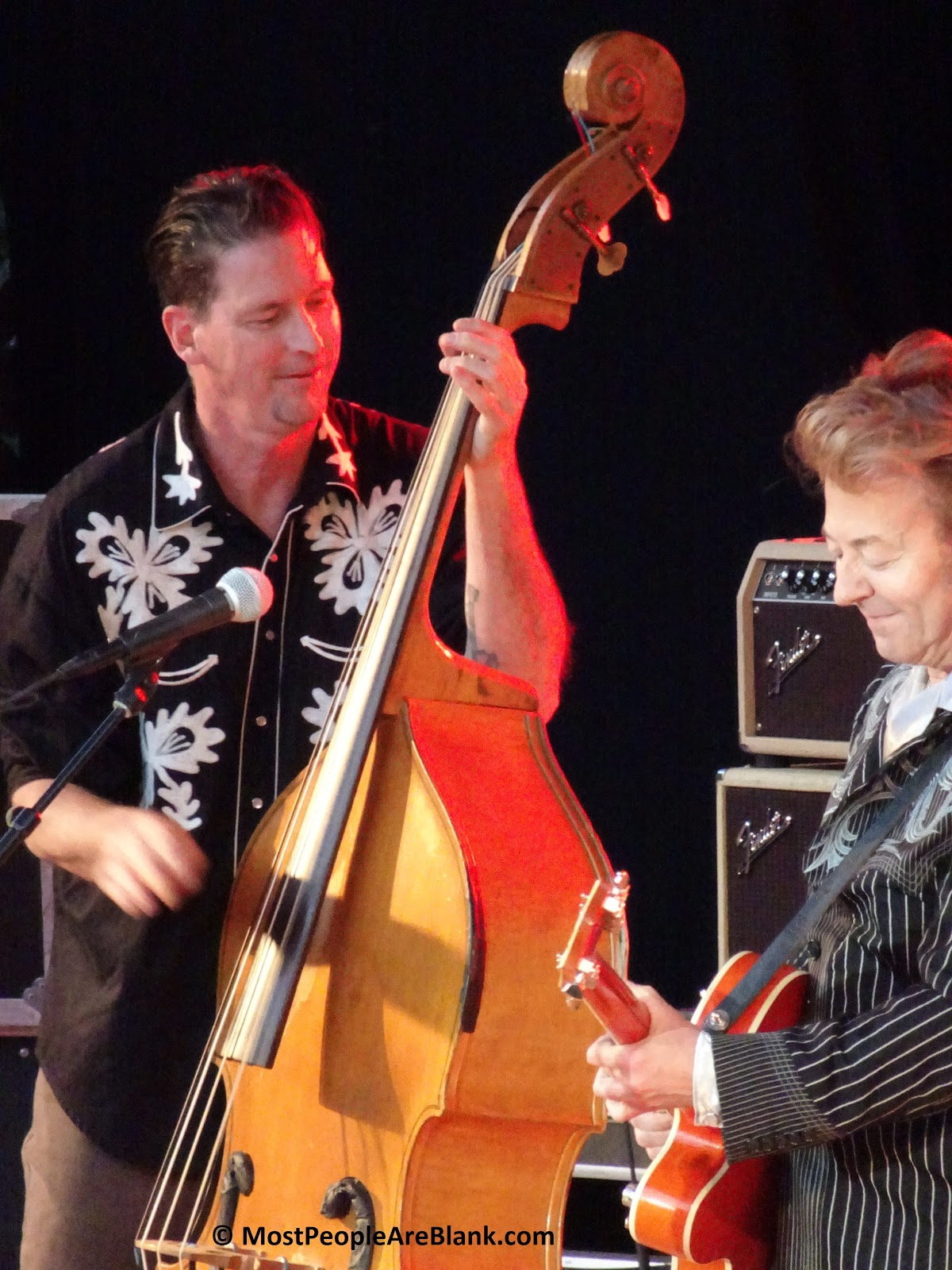 Most People Are Blank Brian Setzer Danbury Ct June 25