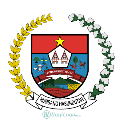 Kabupaten Humbang Hasundutan Logo Vector