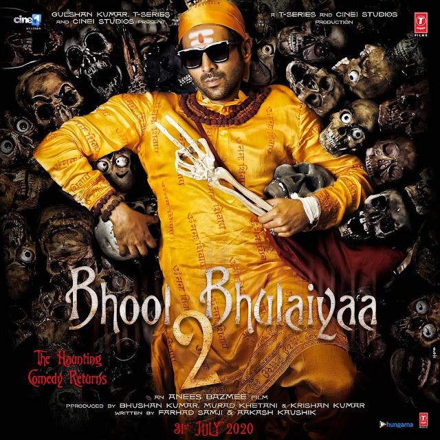 Bhool Bhulaiya 2 Movie (2020) Cast, Release Date, Budget