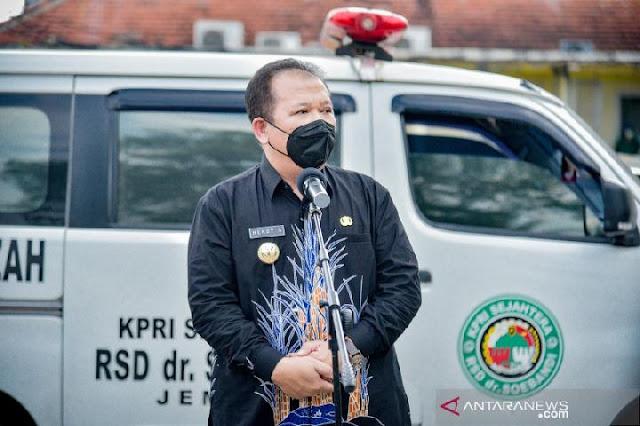 Honor Makam Covid Bupati Jember, ICW: Korupsi yang Dilegalkan
