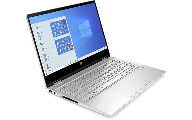 HP Pavilion X360 14-dw1023ns: convertible Core i7 con Windows 10 Home, disco SSD y Wi-Fi 6