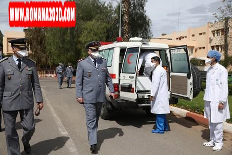 أخبار المغرب.. وزارة الصحة: 153 إصابة مؤكدة بفيروس كورونا بالمغرب covid-19 corona virus كوفيد-19 في 24 ساعة