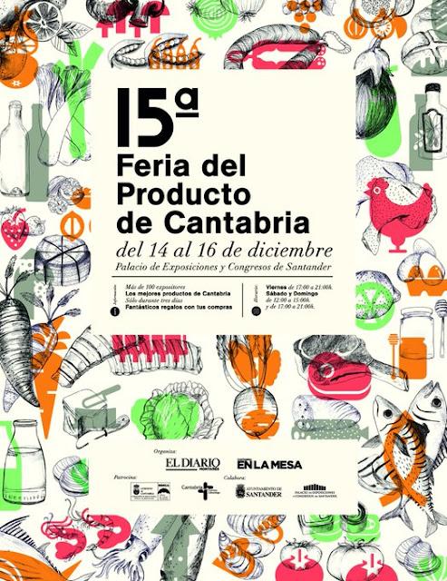 15  Feria del producto de Cantabria