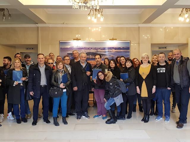Ήπειρος: Φιλοξενία και ενημέρωση Κυπρίων τουριστικών πρακτόρων και δημοσιογράφων