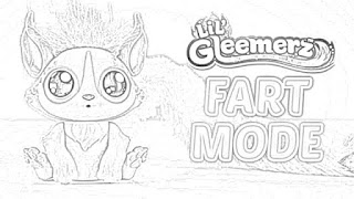 Lil' Gleemerz Coloring Pages coloring.filminspector.com
