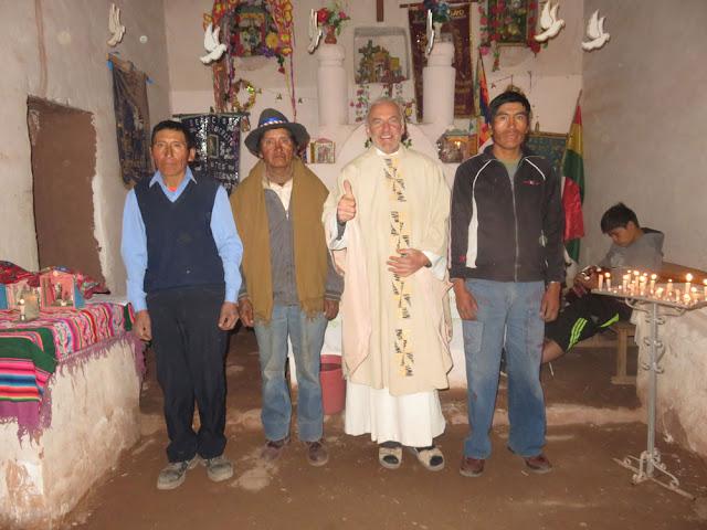 die Ortsautoritäten von Casa Grande