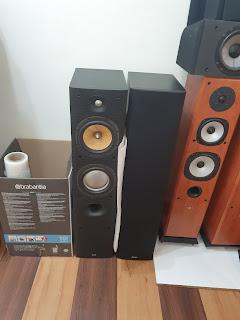 B&W DM603 S3 Floorstand speaker (Used) 20200829_103717