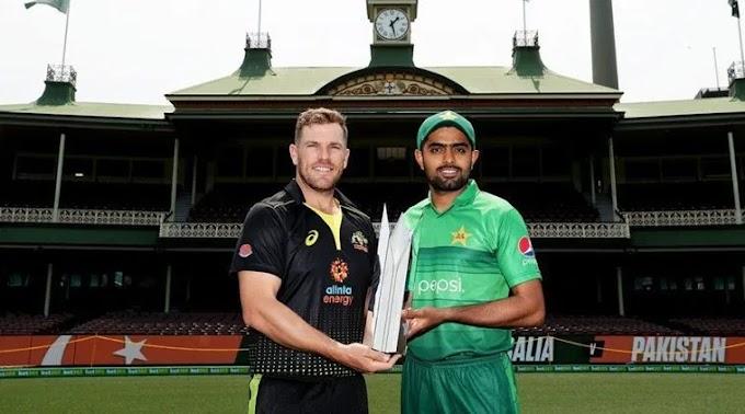 Pakistan vs Australia in 2019
