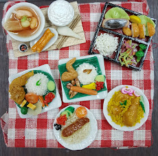Miniature Singapore Set Meal