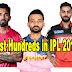 IPL Records: IPL 2019 में मात्र 4 भारतीय बल्लेबाजों ने लगाए थे शतक, देखिये लिस्ट