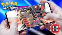 Pokémon: Edición Platino Para Teléfonos Android (ROM NDS)
