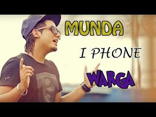 MUNDA IPHONE WARGA LYRICS- A KAY- A2Z Lyrics