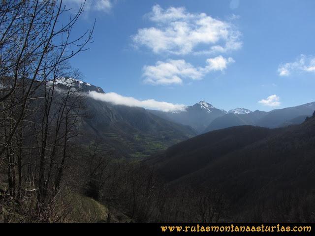 Ruta Belerda-Visu La Grande: Pico Maciédome