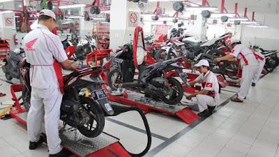 Lowongan Kerja di PT Astra Honda Motor Buat Tamatan SMA dan SMK