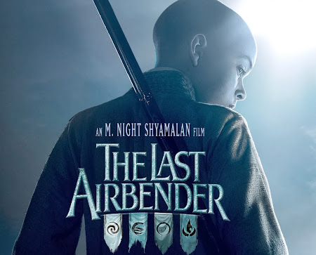 Poster Of The Last Airbender 2010 In Hindi Bluray 720P Free Download