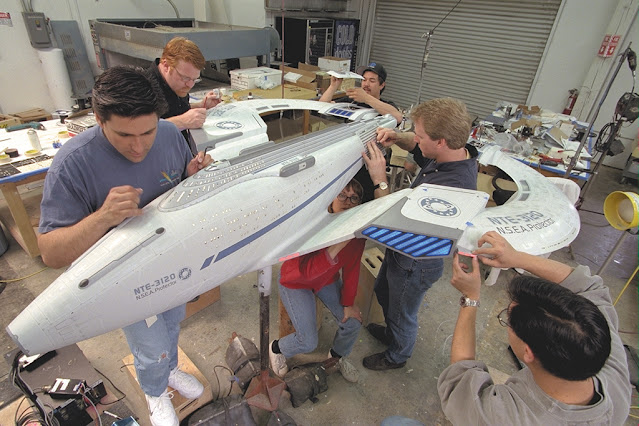 the making of Galaxy Quest