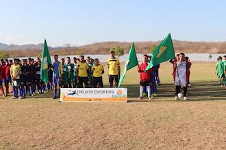Centro de Apoio à Criança  promove circuito esportivo em Itapiúna