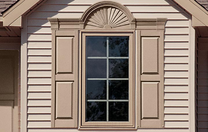 Wood Window Shutters How To Install Vinyl Shutters And