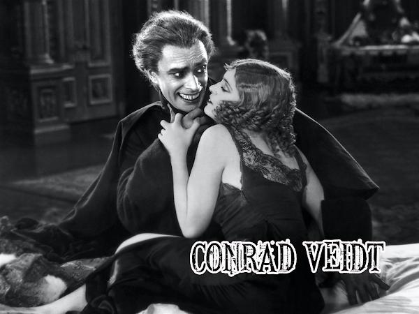 Lúcifer de Terno: Conrad Veidt, um dos maiores atores do cinema de horror