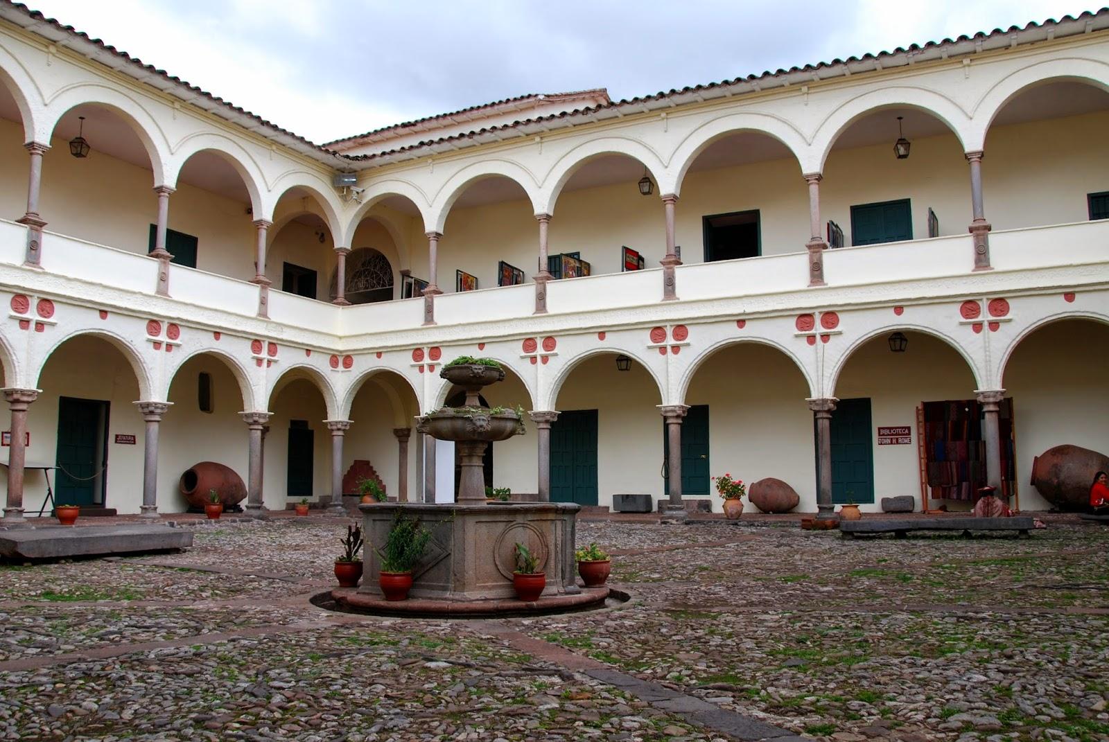 Museu Inka Cusco