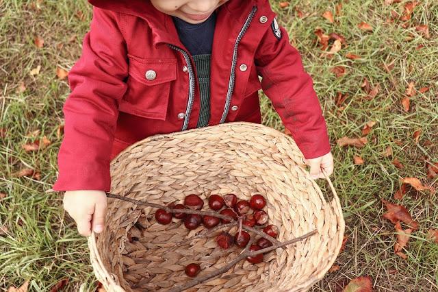 bricolage automne pour enfant