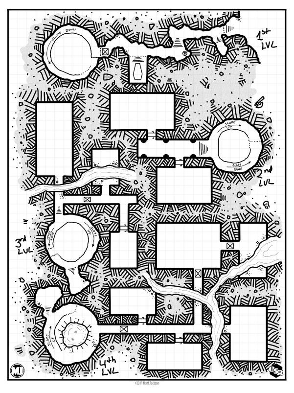 msjx: map: a small three level Dungeon on mining maps, battle maps, two worlds ii maps, dnd maps, keep maps, gaming maps, sword maps, star trek maps, the rise of runelords maps, dungeons dragons, orontius finaeus maps, wilderness map, rpg maps, food maps, special maps, city maps, world maps, iron curtain borders maps, detente maps, pathfinder d maps, star wars role-playing maps, dragon maps, baldur's gate maps, town maps, d&d maps, classic maps,