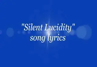 Silent Lucidity Song Lyrics - Queensrÿche
