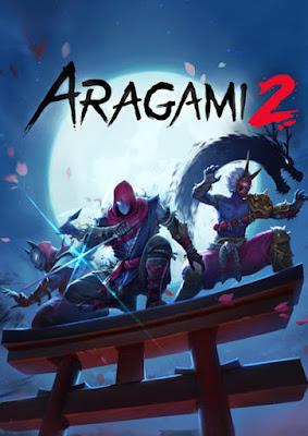 Capa do Aragami 2