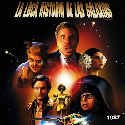 La loca historia de la Galaxias - [1987]