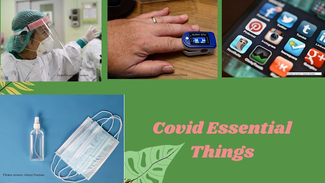 Top 10 Covid Lockdown Essentials before another wave hits on