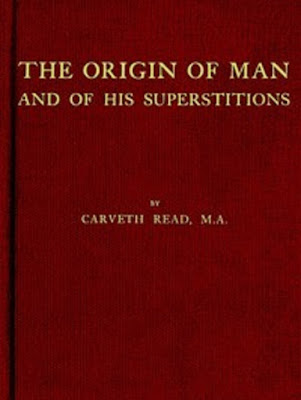 The origin of man and his superstitions