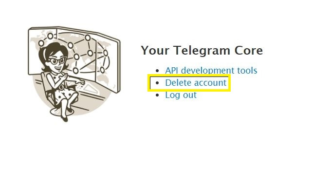 Delete Account - Delete Telegram Account- Step-By-Step Guide