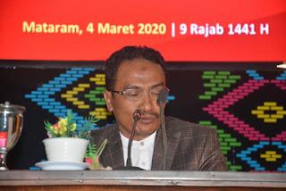 Bapemperda DPRD NTB Setuju Tiga Buah Raperda Dibahas Lebih Lanjut