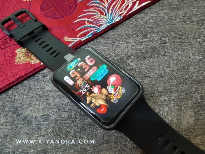Rekomendasi Smartwatch Murah Terbaik 2020-2021