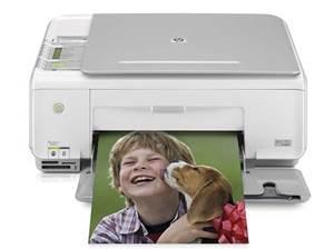 HP Photosmart C3135