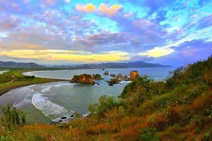 Pantai Payangan, Tempat Wisata Pantai Unik dan Romantis di Jember