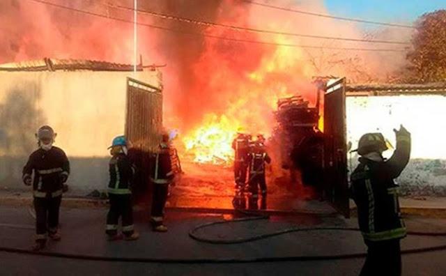 Fuego, agua, emergencias