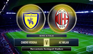 Chievo Verona vs AC Milan