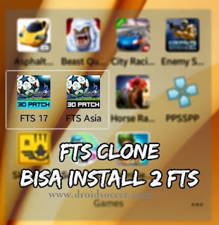 DOWNLOAD FTS 3D Patch the Power of ASIA by Danank Apk + Data [Clone]