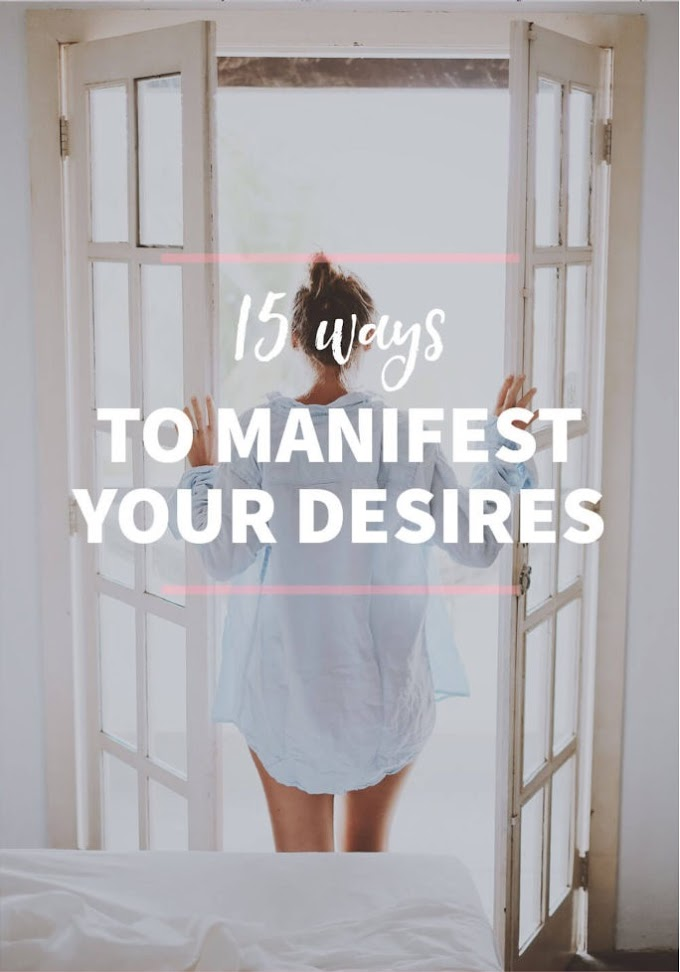 How to Manifest Your Desires Quickly Just You Want