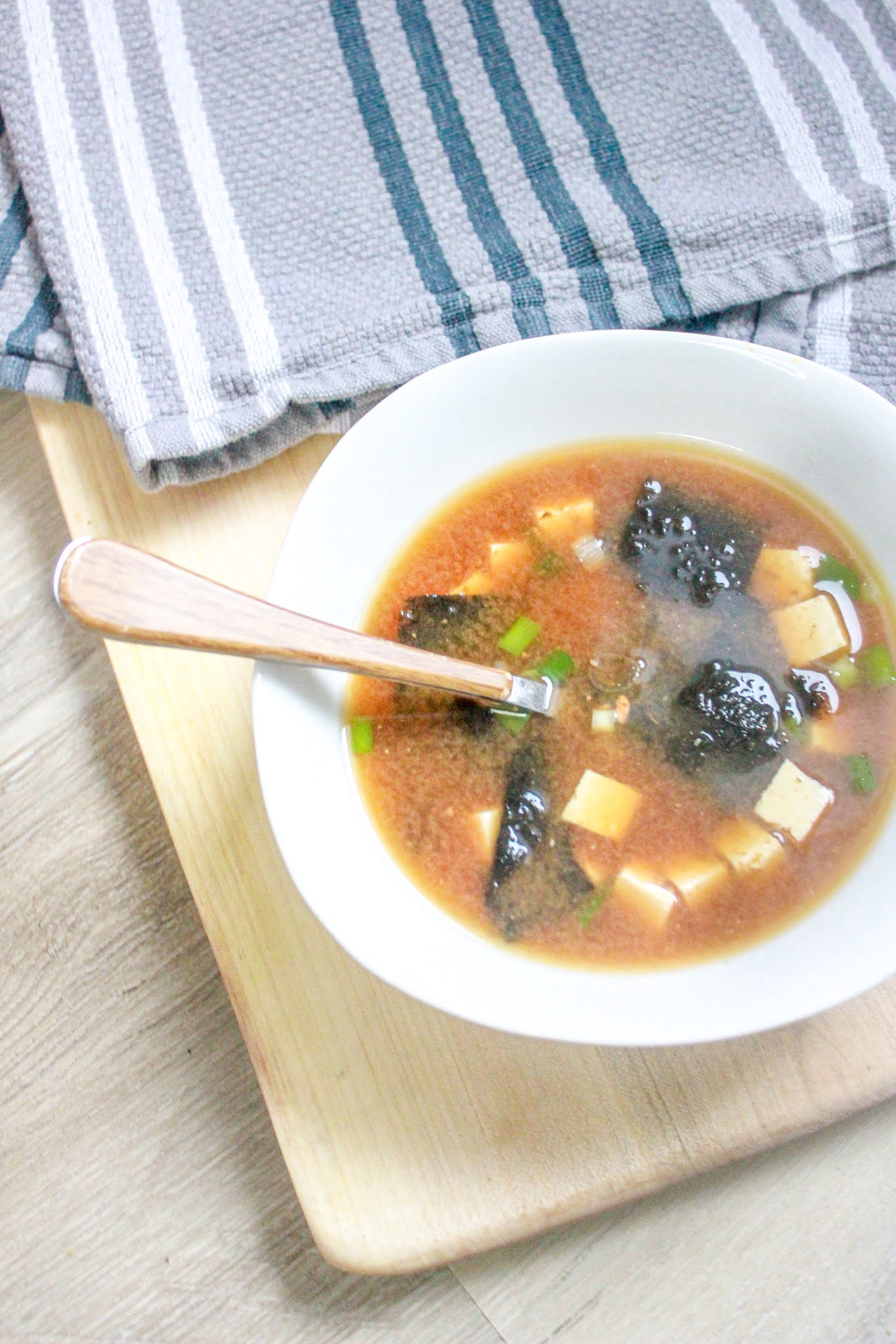 Easy Make-at-Home Miso Soup Recipe