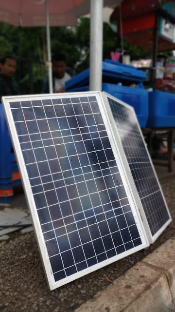 energi terbarukan solar panel