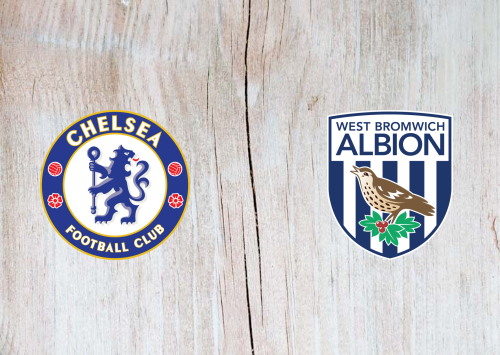 Chelsea vs West Bromwich Albion -Highlights 03 April 2021