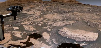 La NASA comparte vistas panorámicas de Marte