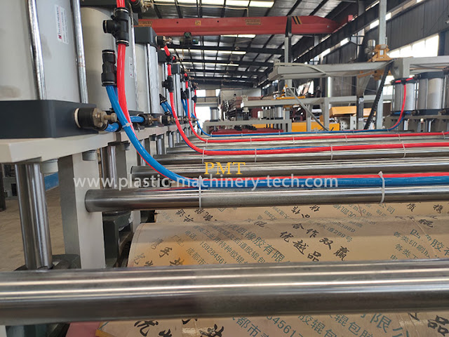 Pvc Wpc Foam Board Plates Extrusion Machine Production Line Manufacturer
