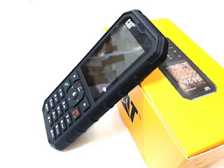 Caterpillar Cat B35 4G LTE KaiOS Support WA IP68 Certified