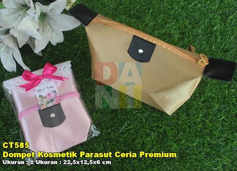 Dompet Kosmetik Parasut Ceria Premium